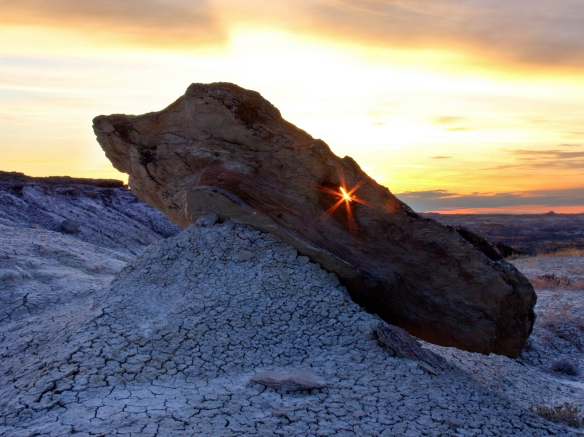 Sunburst Rock